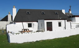 tiree accommodation  Mackays holiday house
