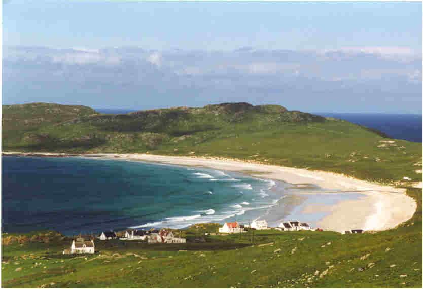 Tiree Self Catering Holiday Accommodation To Rent