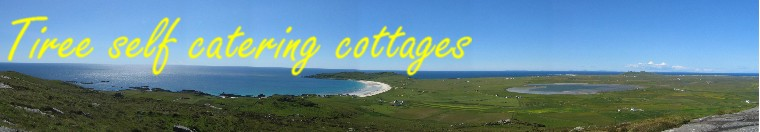 Tiree sel catering cottages